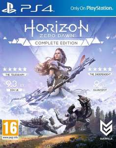 Horizon: Zero Dawn - Complete Edition £19.85 - ebay /  shopto_outlet and also at simply games same price