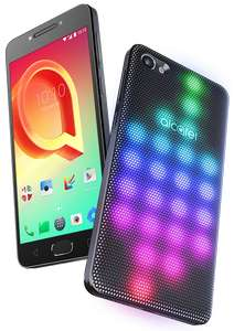 Alcatel A5 LED PAYG at Vodafone £50 + £10 topup
