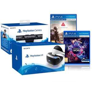 Costco - PlayStation VR with VR Camera, Farpoint and VR Worlds £199.99