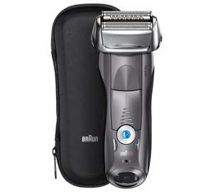Braun Series 7 Wet and Dry Shaver 7855s, £89.99 at argos