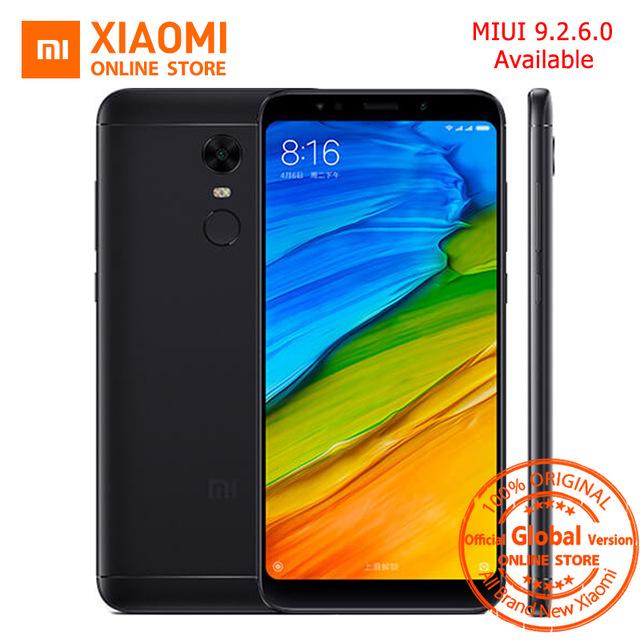 Global Version Xiaomi Redmi 5 plus £104.13 @ Ali Express / Xiaomi Online Store