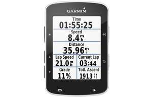 Garmin Edge 520 Cycle Computer - Ex Display, £89.50 at Halfords