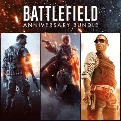 Battlefield™ Anniversary Bundle at PS Store for £15.99