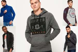 Various Mens & Womens Superdry Hoodies & Sweatshirts for £22.99 / Men's Polo Shirts £16.99 delivered @ eBay / Superdry Outlet