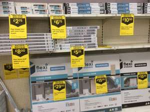Flexi wardrobes on clearance at homebase, Ashbourne branch