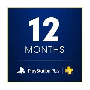 12 months Playstation Plus £30.05 @ Electronic First / PlayStation Store