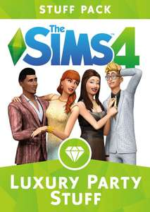 The Sims 4 Luxury Party Stuff PC £8,89 @ CDKeys