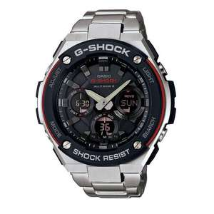Casio G-Shock W100D-1A4ER Radio Controlled Solar Watch £156.50 w/code @ Chapelle ( 2 Year Manufacturers Warranty/ See OP for more)