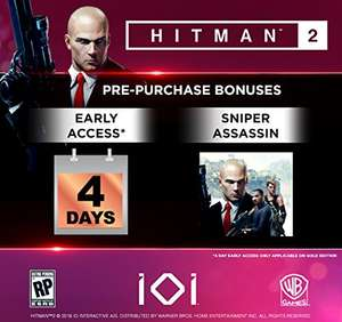 Hitman Sniper Assassin for free @ Amazon US