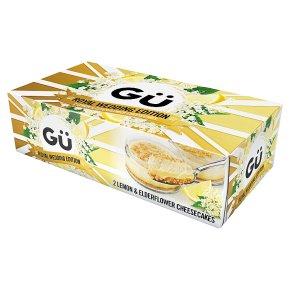 Gü Lemon and Elderflower Cheesecakes (X2) - £1.00 @ Heron Foods