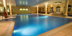 Sketchley Lane Country House Hotel, Hinckley £54.50 pppn inc. Three course dinner (worth £22.95) & Full English breakfast (worth £12.50) + Use of the leisure facilities e.g swimming pool, gymn, steam room etc (based on 2) @ Great Little Breaks