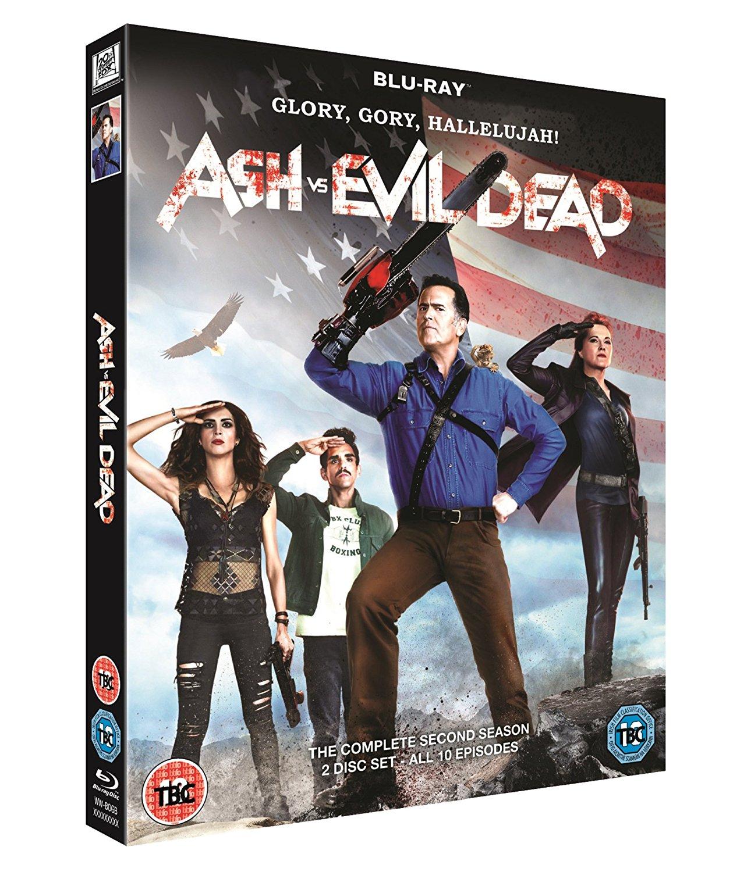 Ash Vs Evil Dead: The Complete Second Season [Blu-ray] £11.99 delivered @ Entertainment Store / Ebay