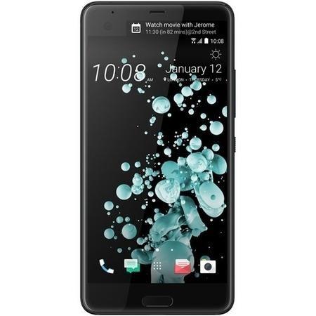 "Grade A Pristine HTC U Ultra Brilliant Black 5.7"" 64GB 4G Unlocked & SIM Free @ Appliances Direct"
