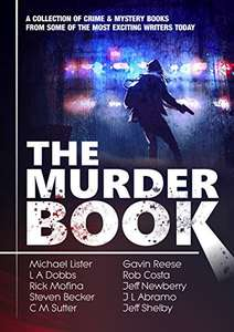 The Murder Book: 10 Complete Crime Novels Free Kindle Edition @ Amazon