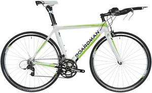 Boardman 2016 Road Team TT Time Trail Triathlon Bike Bicycle Alloy Frame, £720 with code at halfords/ebay