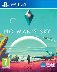 NO MAN'S SKY *NEW* [PS4] £9.85 & FREE DELIVERY @ ShopTo