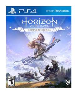 Horizon Zero Dawn Complete Edition £14.34 for PS4 from PlayStation PSN Store US