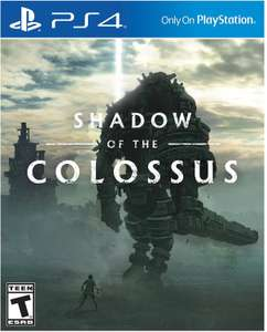 Shadow of the Colossus £14.34 for PS4 from PlayStation PSN Store US