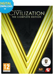 Civ 5 complete edition £7.99 @CDKeys