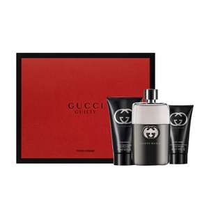 Gucci Guilty Pour Homme Gift Set 90ml £39.95 Free Del (CODE) @ Fragrance Direct