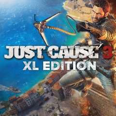Just Cause 3 XL edition PS4 sale £7.39 on Playstation PSN