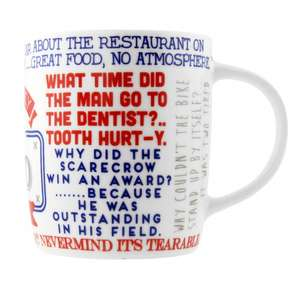 Fathers Day- Dad jokes mug £1 @ Poundstretchers