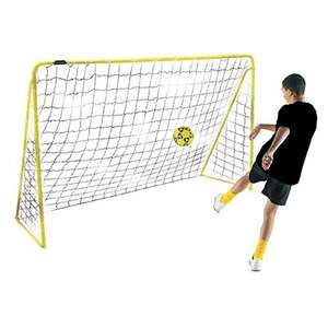 Kickmaster Premier Football Goal, 10ft was £39 now £19.50 C+C @ Tesco Direct (Kickmaster Close Ball Control Football Trainer was £15 now £7.50)