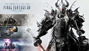 Final Fantasy XIV 14: Online Complete Edition PC + 30 days free new accounts £15.99 @ CD keys