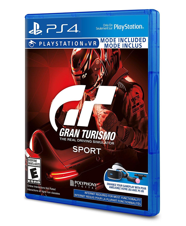 Gran Turismo Sport PS4 now £14 C&C @ Asda