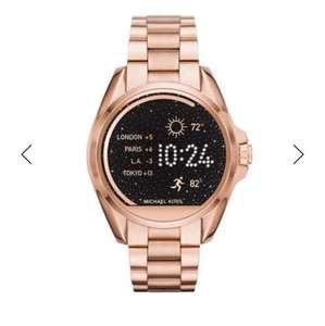 Michael Kors women's smart watch was £349 now £179 @ House of fraser