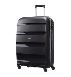American Tourister - Bon Air - Spinner 75 cm, 91 L, Black £62 @ Amazon