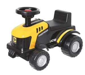 JCB Tractor Ride-On £15.98 Delivered @ This is it