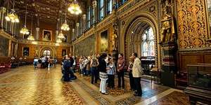 Free Visit of Houses of Parliament - Arrange with your MP