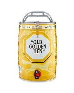 Old Golden Hen Keg £12.99 @ Aldi