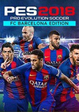 Pro Evolution Soccer (PES) 2018 - Barcelona Edition PC £16.29 @ Cd keys