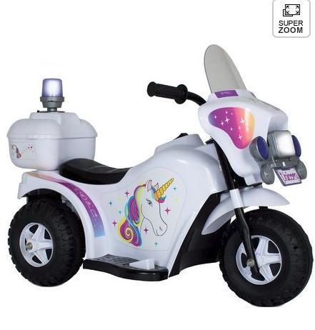 unicorn electric ride on £38.99 / £43.99 delivered @ Studio