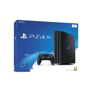PS4 Pro 1TB black £329.95 @ The game collection