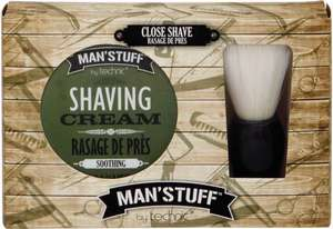 Man Stuff Shaving Cream Gift Set £2.80 delivered using code @ Boohoo.com