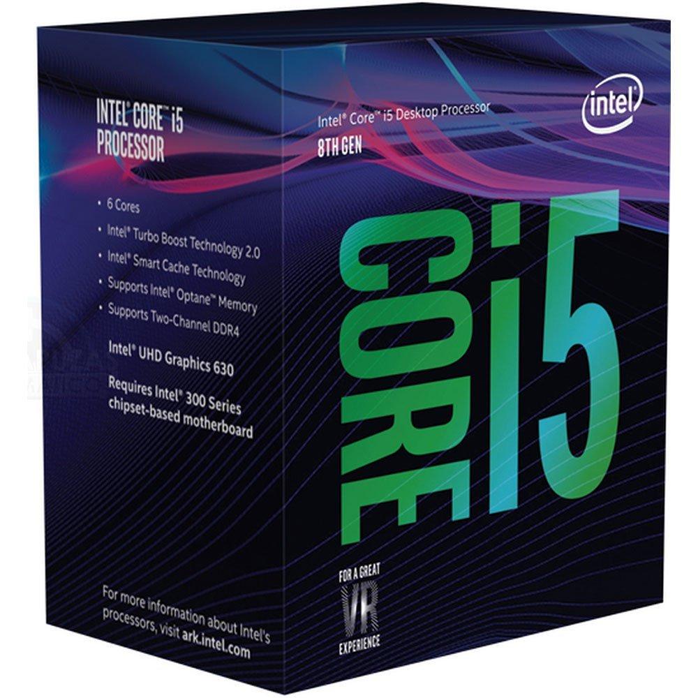 Intel Core I5-8400 2.8GHZ Coffee Lake 6 Core CPU £120 internetct - Ebay