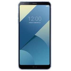 LG G6 H870DS 64GB Dual Sim SIM FREE/ UNLOCKED - Blue £266.49 with code @ Eglobal Central
