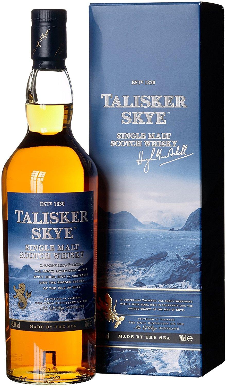 Talisker Skye Single Malt Scotch Whisky, 70cl @ Amazon £23.50