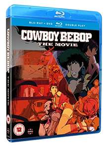 Cowboy Bebop The Movie - DVD/Blu-ray Double Play £7.49 delivered @ Entertainment Store / Ebay