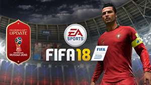 Play FIFA 18 + World CUP 2018 FREE on PS4,XBOX,PC. (Limited Time)