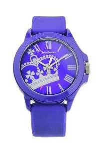 Juicy Couture Ladies' Fergie Purple Silicone Strap Watch, £5.99 Delivered @ argos ebay