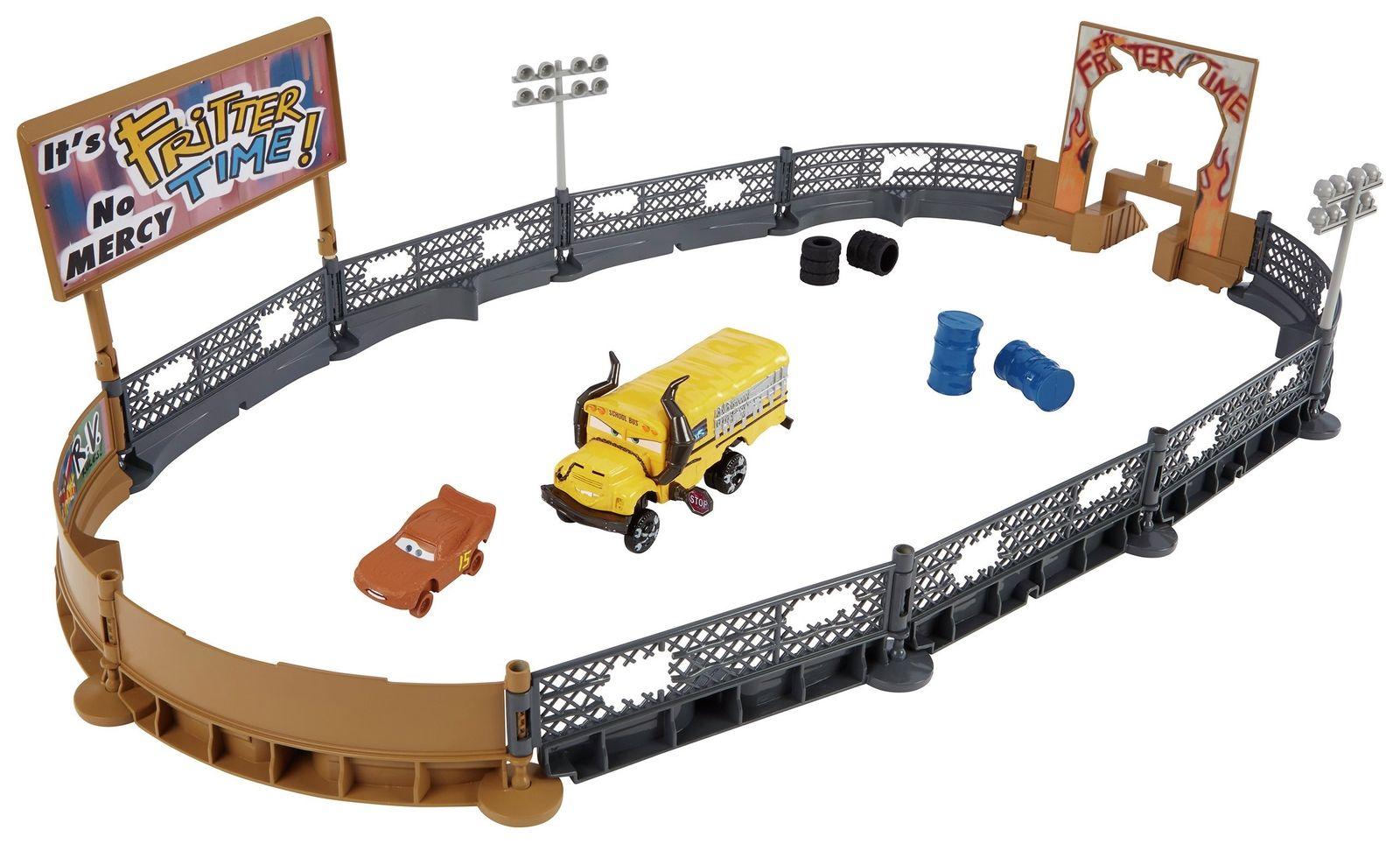 Disney Cars 3 Crazy 8 Crashers Smash & Crash Derby £9.99 Delivered @ Argos Ebay
