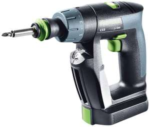 Festool CXS Li 2.6 Set GB Cordless Screwdriver, 240 V £189 @ Amazon