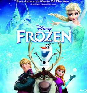 Frozen HD £3.99 @ iTunes (today only)