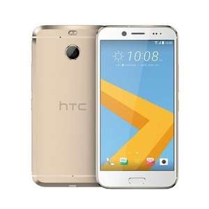 HTC 10 in White/Gold - 4GB/32GB Memory, SD 820 Processor, 5.2ft QHD Screen - Refurbished A1 Pristine Condition at Laptops Direct for £149.97