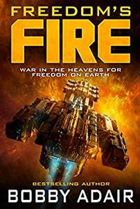 Cool thriller on kindle Freedom Fire for 99p