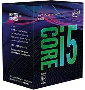 I5 8400 £135 direct from amazon